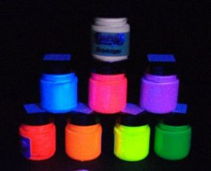Fluo party for Colori fluo